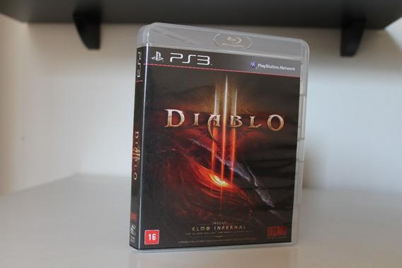 Diablo Iii - Ps3 - Mídia Física
