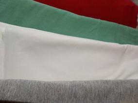 Retalhos Costureiras - Cores Lisas - Kit 5 Kg - Aproveite
