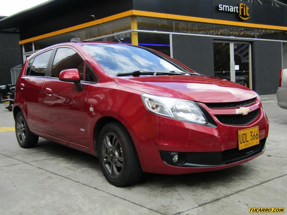 Chevrolet Sail Ltz Sport Hb 1.4