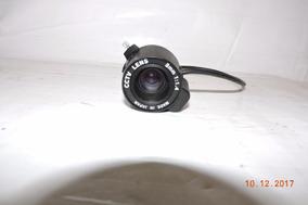Lente Cctv Lens 8mm Usado