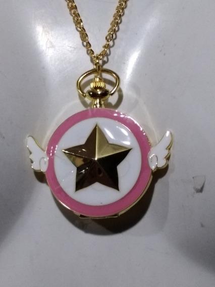 Reloj De Card Captor Sakura