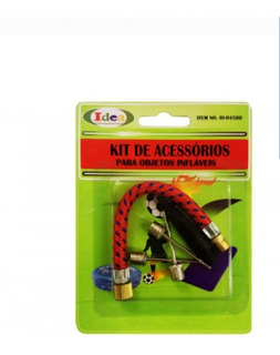 Kit Acessórios Para Bomba De Ar