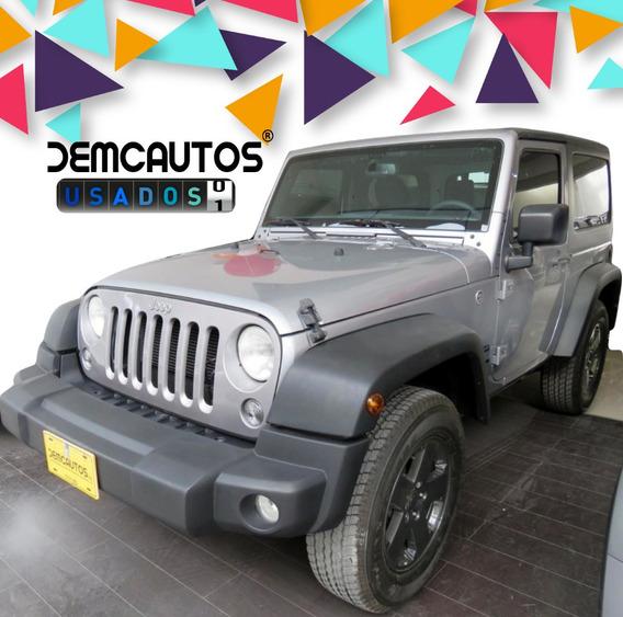Jeep Wrangler Sport Legend 3.6 3p Aut2 018