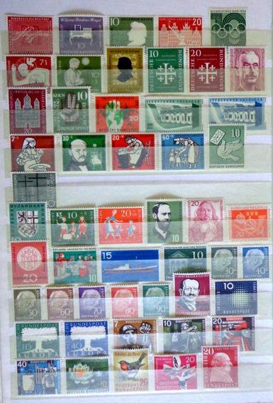 Alemania, Colección Años 1956-2000 Full Mint Excelente L8745