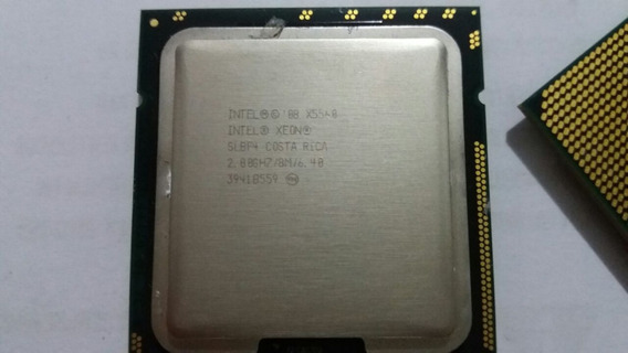 Processador Intel Xeon Quad Core X5560 S/cooler