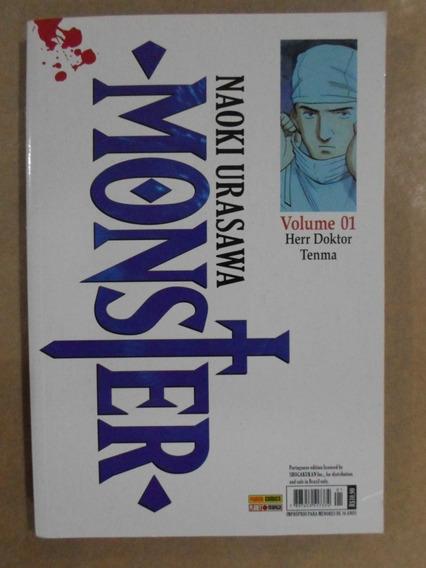 Mangá Monster 1 Ao 13