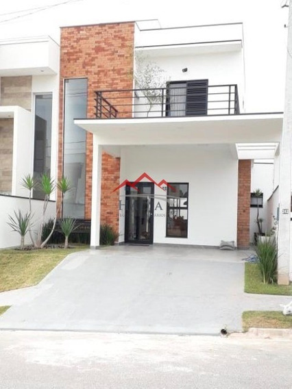 Lindíssima Casa No Condomínio Reserva Da Mata Em Jundiaí Sp. - Ca00148 - 68149175