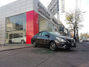 Nissan Versa 1.6 Exclusive L4 At 2015 Seminuevos Sapporo