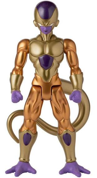 Boneco Dragon Ball Super Golden Frieza - Fun Divirta-se