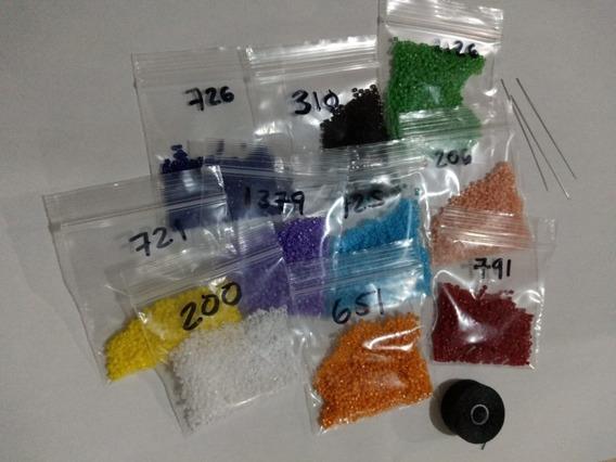 Delica Beads 10 Colores 5g C/u