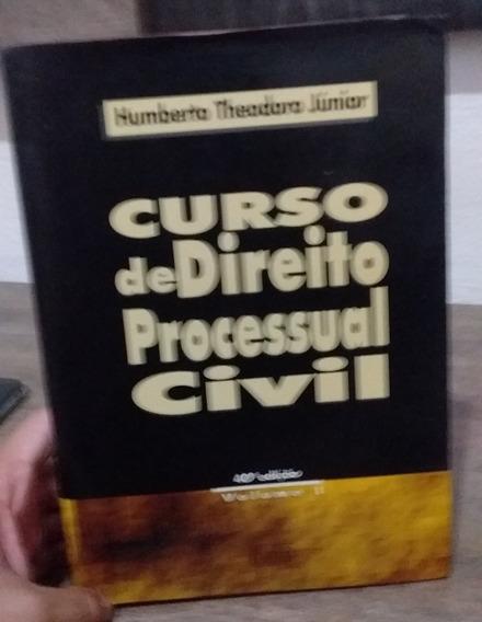 Livro Curso De Direito Processual Civil Vol 1 - 40°edição