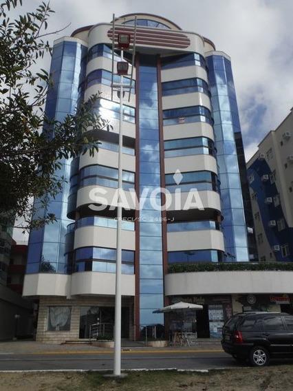 Apartamento 3 Suítes, 2 Vagas, Edifício De Frente Para O Mar, Centro De Itapema - 2382