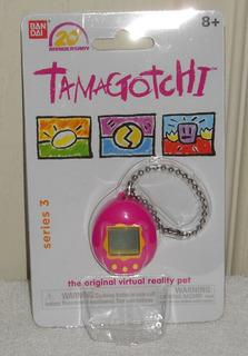 # 10073 Nrfc Bandai 20th Anniversary Tamagotchi Pink Realit