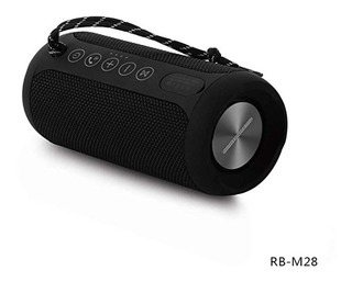 Parlante Bluetooth Impermeable Remax Rb-m28 Colores