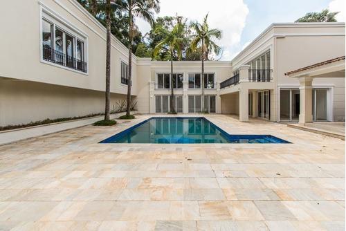 Casa - 4 Suites - Venda E Locação - Chacara Fora - 375-im302014