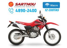 Honda Xr 250 Tornado 0km 2017 Entrega Inmediata Sarthou