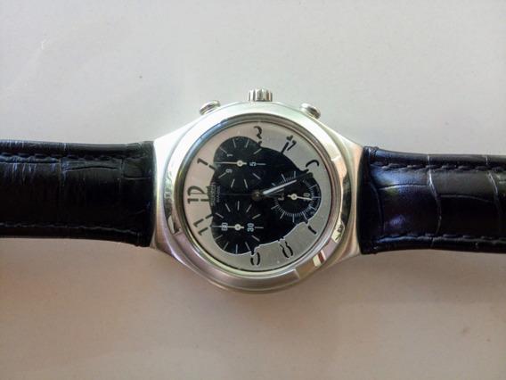Reloj Swatch Irony 4 Joyas Acero Inoxidable Excelente Estado