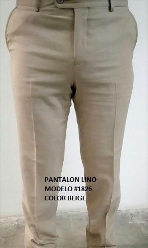 Pantalones De Lino Para Caballero Mercado Libre
