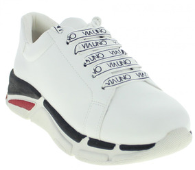 550fc09cb Tenis Via Uno Vermelho Branco - Calçados, Roupas e Bolsas com o ...