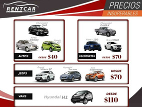 Alquiler De Todo Tipo De Vehiculos Rentcar Ecuador