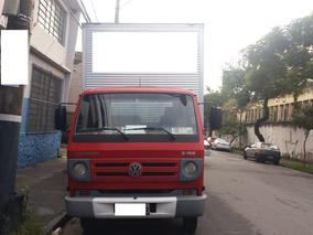 Volkswagen Vw 8150 Delivery 3/4 2009 C Baú 6,20m