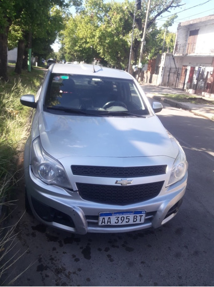 Chevrolet Montana 2016 Saveiro Strada Cabina Simple Exelente