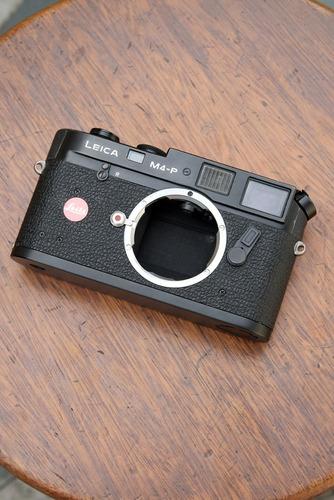 Câmera Leica M4-p Preta