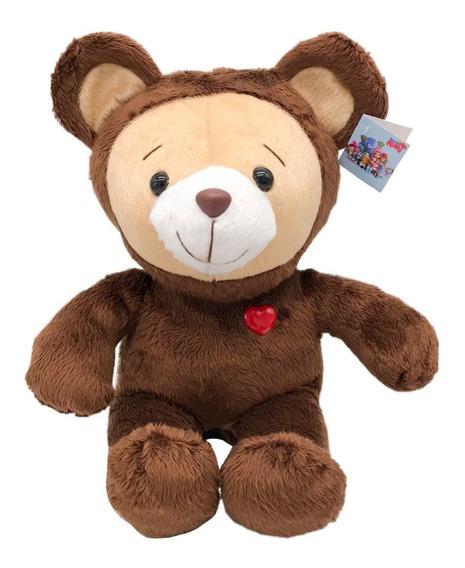 Pelúcia Choco Rainbow Ruby 51 Cm Urso