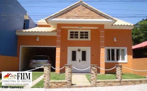 Casa Em Condomínio Para Venda Em Rio De Janeiro, Campo Grande, 3 Dormitórios, 1 Suíte, 2 Banheiros, 2 Vagas - Fhm6658_2-1107972