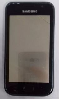 Samsung Galaxy S I9000b Preto Com Defeito Sem Garantia