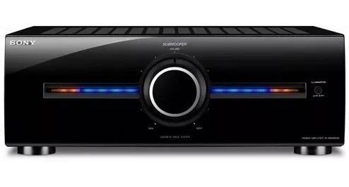 Amplificador De Subwoofer Sony Muteki 400w
