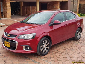 Chevrolet Sonic Lt 1.6 At Aa