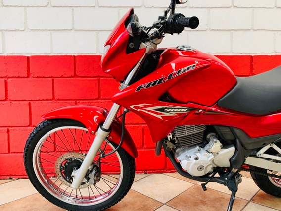 Honda Nx 400i Falcon - 2013 - Financiamos - Km 37.000