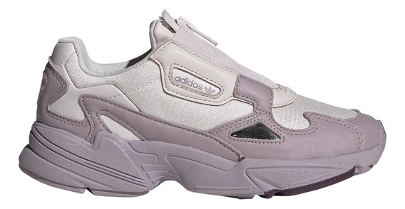 Zapatillas adidas Originals Moda Falcon Zip W Mujer Rv/ma