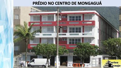 Apartamento Com 02 Dormitórios No Centro De Mongaguá