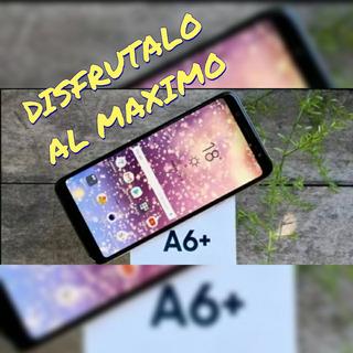 Samsung A6plus4gb64r. Gran Oferta Imperdible Dale Que Se Va!