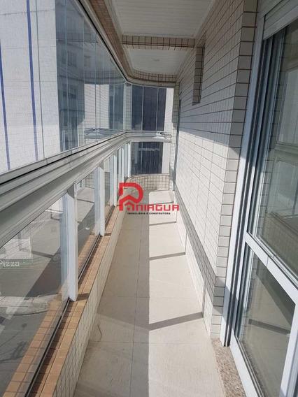 Apartamento Com 3 Dorms, Boqueirão, Praia Grande - R$ 800 Mil, Cod: 955 - A955