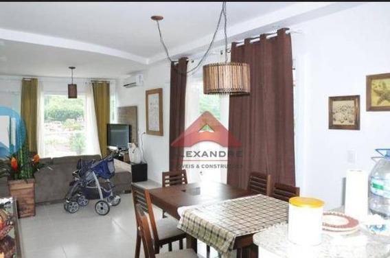 Cobertura Com 2 Dormitórios À Venda, 161 M² Por R$ 1.200.000 - Praia Da Enseada - Ubatuba/sp - Co0011