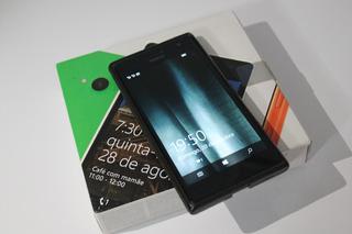 Nokia Lumia 730 Preto Dual Chip Original Windows 10