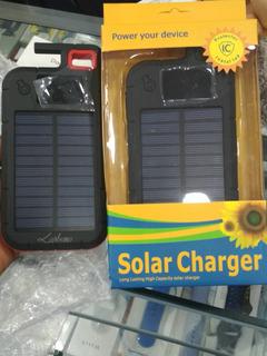 Power Bank Solar 15.000 Mah