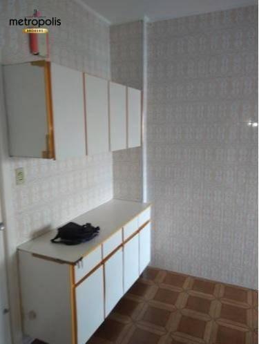 Apartamento Com 1 Dormitório À Venda, 64 M² Por R$ 270.000,00 - Centro - São Caetano Do Sul/sp - Ap1945
