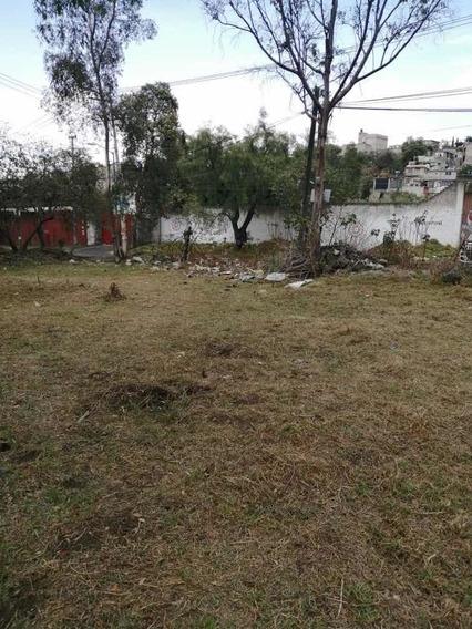 Terreno En Esquina Xochimilco Facilidades 200 M