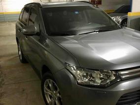 Mitsubishi Outlander 3.0 V6 Gt 4wd 5p 2014 Blindada