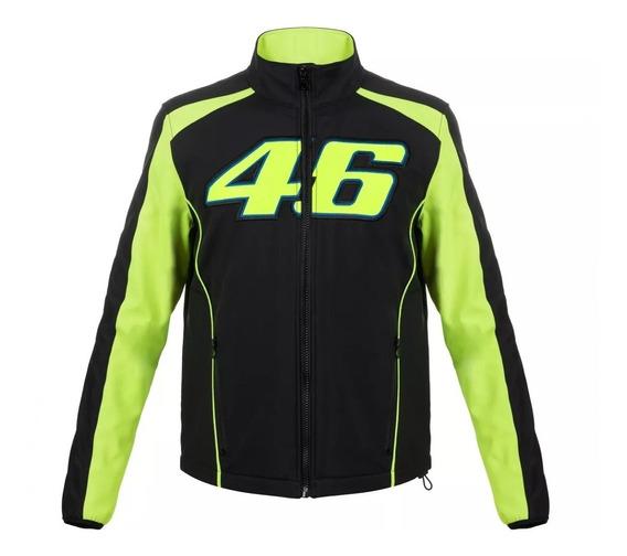 Jaqueta Vr46 46 Jacket Grife Oficial