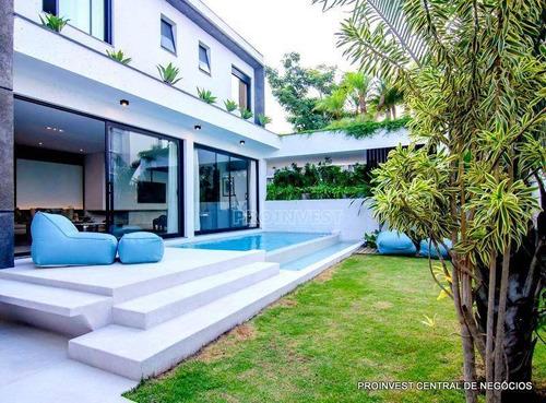 Casa Com 4 Suítes À Venda, 547 M² Por R$ 2.900.000 - Granja Viana - Cotia/sp - Ca16678