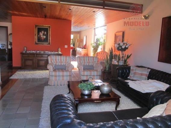 Casa Residencial À Venda, Chácara Nazaré, Piracicaba. - Ca0120