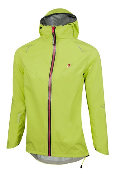Campera Ansilta Mujer Alash Trekking Gore-tex Impermeable