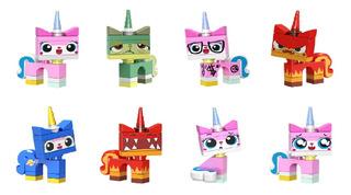 Unikitty Set 8 Lego Compatibles