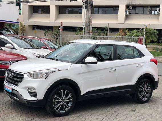 Hyundai Creta Pulse Plus 1.6 Aut. 2018 Completa 15.000 Km