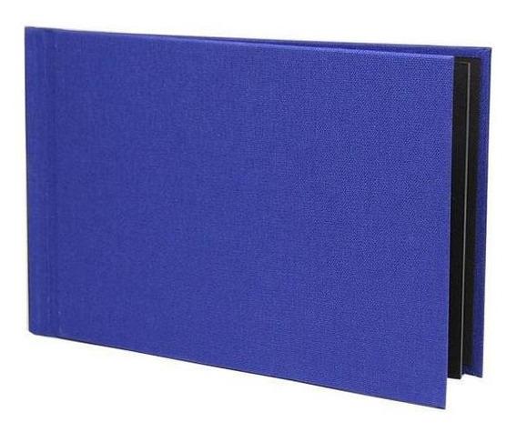 Photobook Kodak Album Auto Adesivo 10x15 Linem - Azul